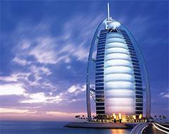 Dubai er stedet at besøge